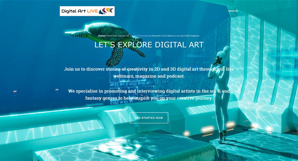 Digital Art Live by JensDD