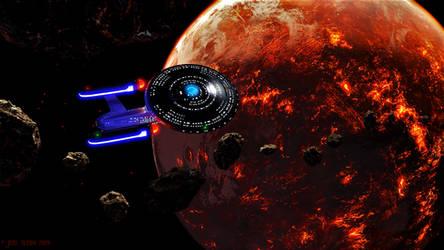 Enterprise C by JensDD
