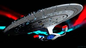 USS Enterprise NCC-1701-D (Galaxy class)