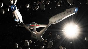 USS Enterprise NCC-1701-A (alternate Universe)