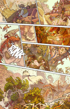 Project Waldo - Page 8 color