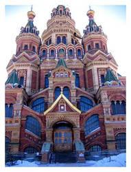 Russian Orthodox Church by znamenny