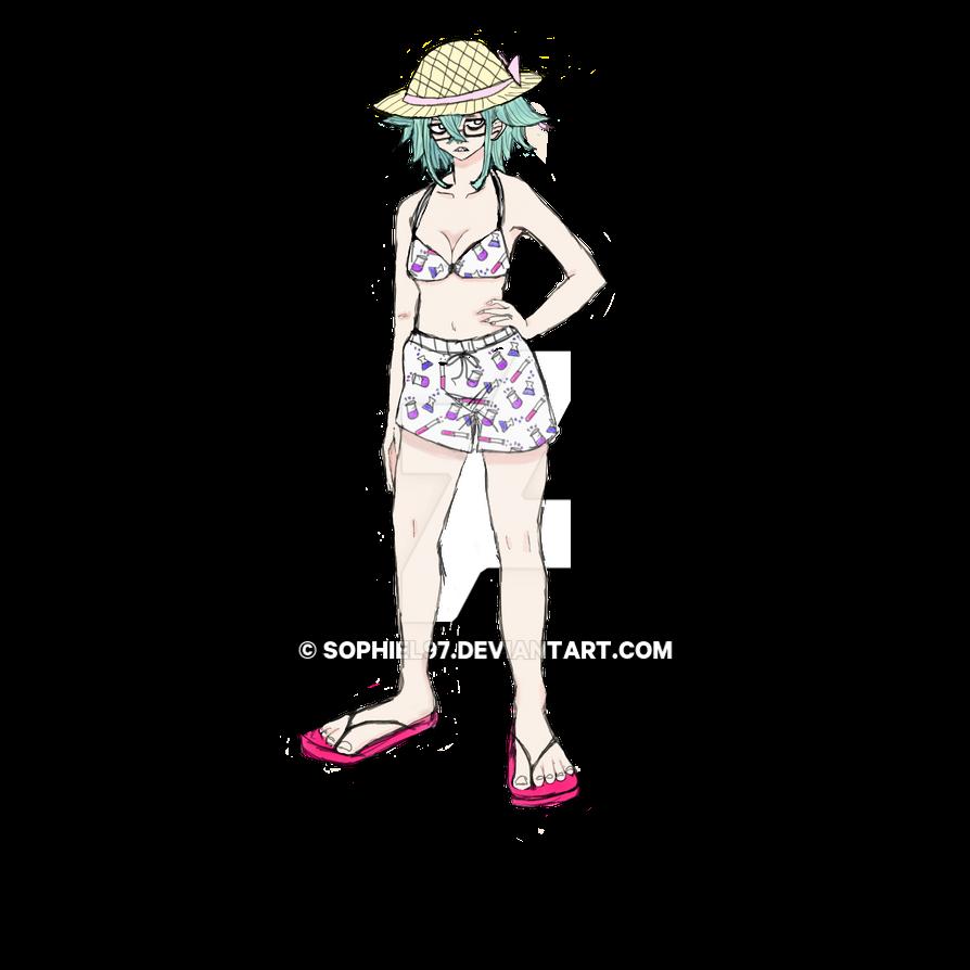 Scientist  Summer Collab by SophieL97