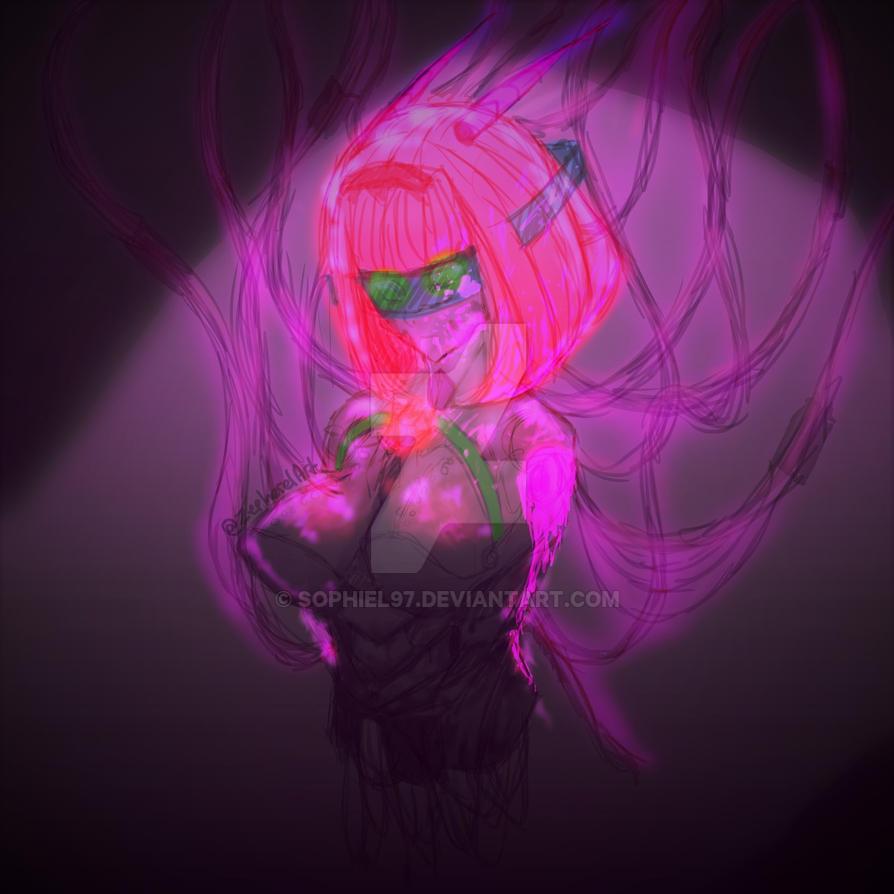 Robot Girl Aster by SophieL97
