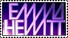 Emma Hewitt Stamp by Mistresa