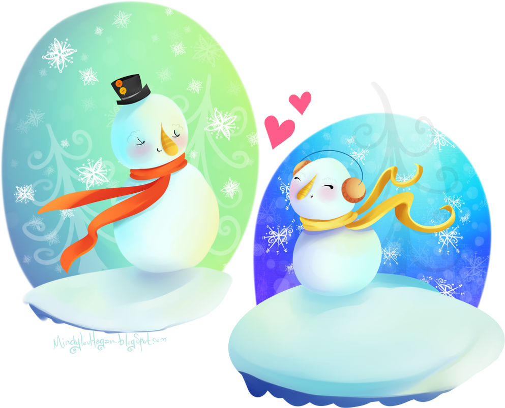 There's no love like snowlove. by SuzyQ2pie