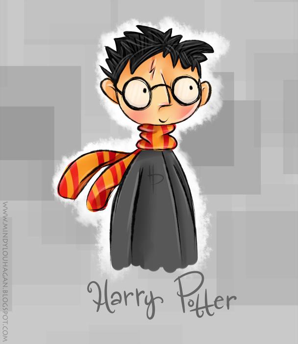 Harry Potter by SuzyQ2pie