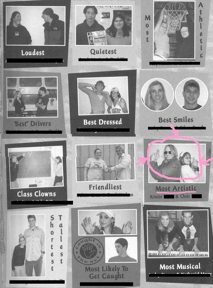 funny yearbook superlatives images free download best 20
