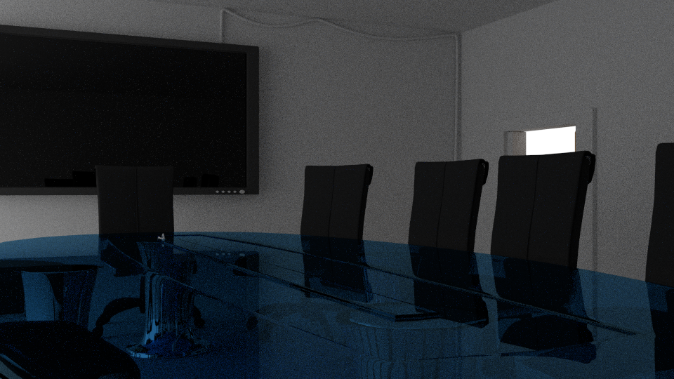 Blender Conference Room