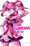 [LoL] Star Guardian Lux!