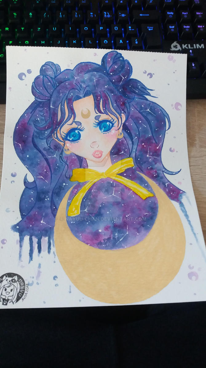 Luna von Sailor Moon by Nayuu-chan