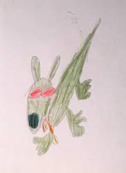 Green Dog 14