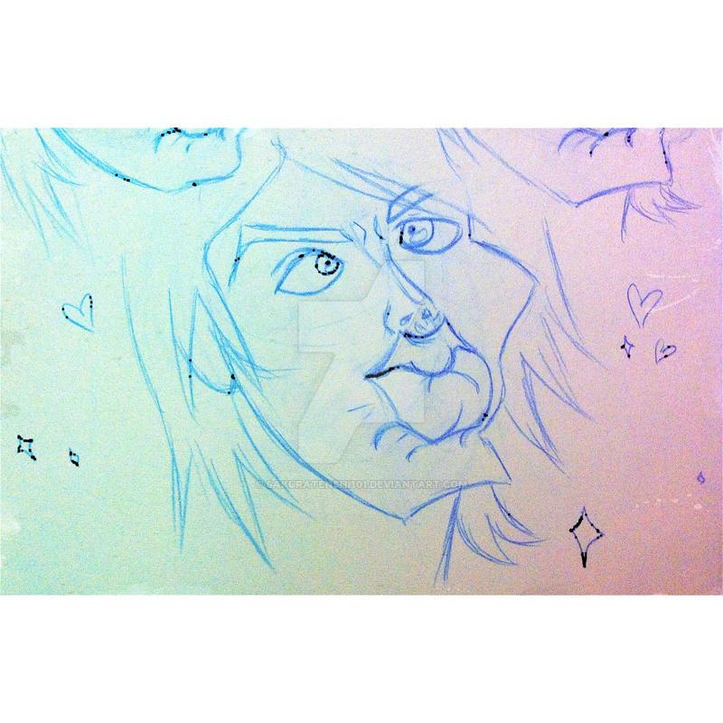 Mr. Fabu by SakuraTenshi101