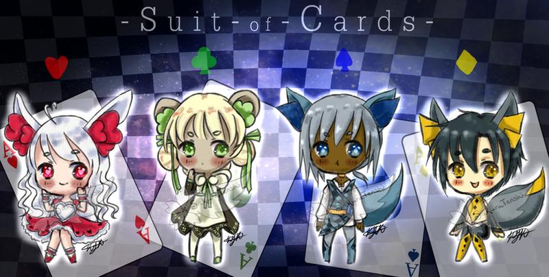 Kemonomimi Card Adopts [3/4 OPEN] by SakuraTenshi101