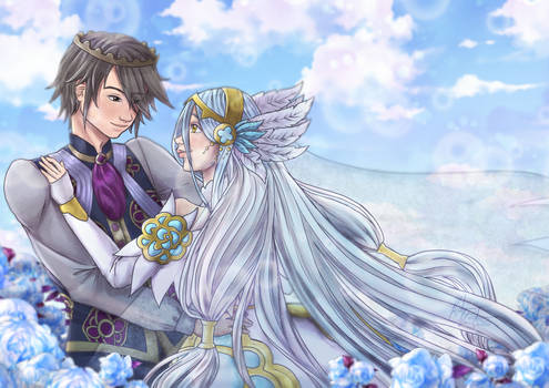 Comm: Fire Emblem - First Dance