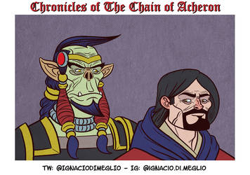 Chronicles of The Chain of Acheron