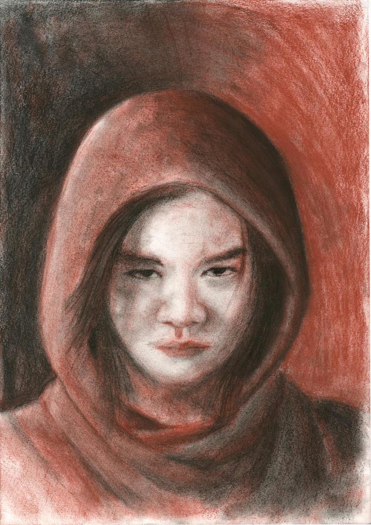 Self- Portrait by re45on