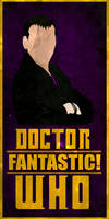 Fantastic! - Doctor Who No.9 Minimalistic Poster
