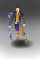 Mage/ Conjurer by ncstonemen