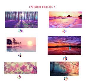 F2U color schemes