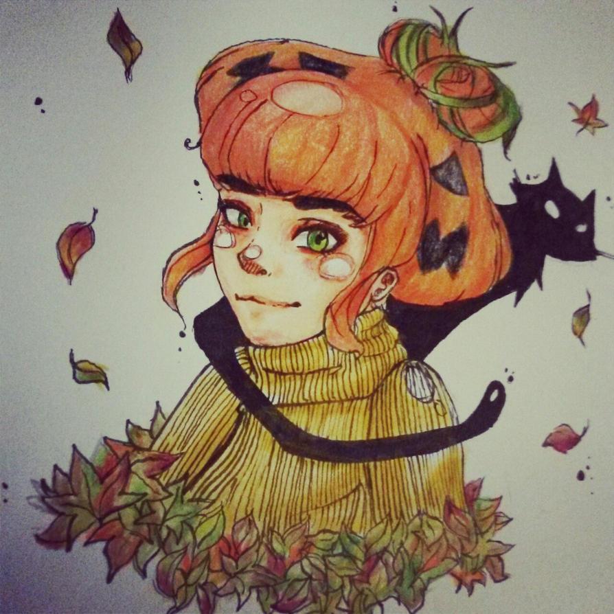 Autumn by cus-tard