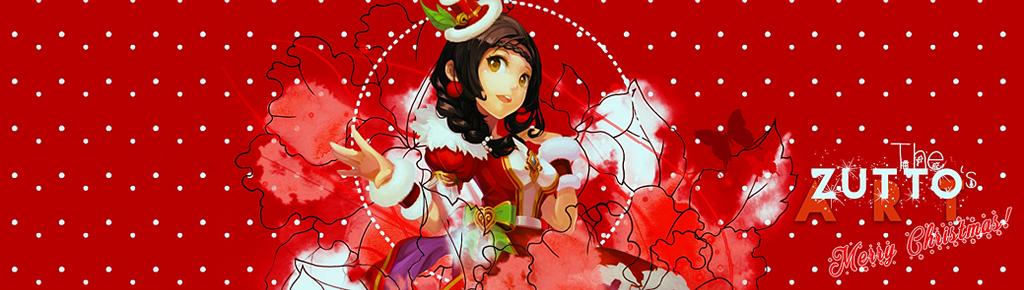 [Header] Merry Xmas by ZuttoSama