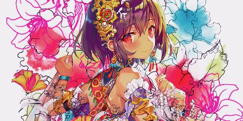 [Signature] Floraison by ZuttoSama