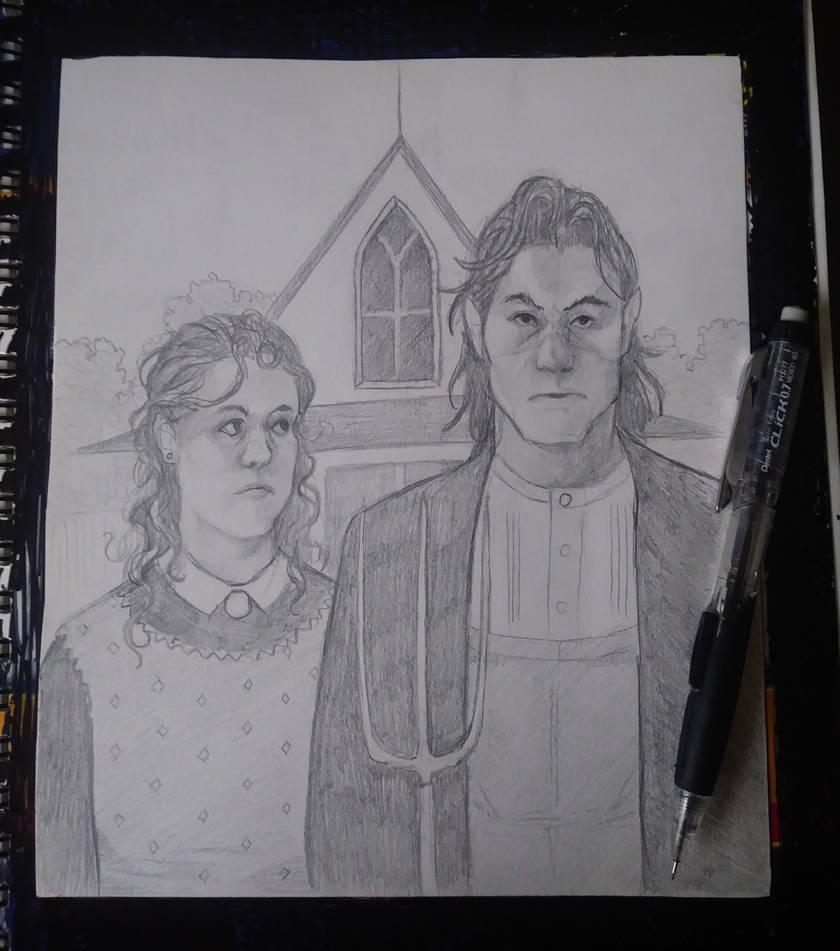 Sketchbook Gothic