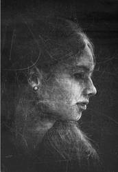 Self-portrait by TeaLabel