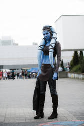Aayla Secura cosplay [STAR WARS] by TeaLabel