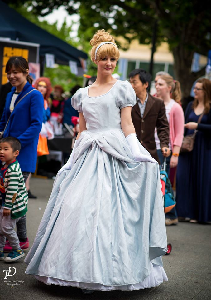 Cinderella by Jeditwins