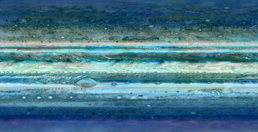 gas giant texture map - photo #11