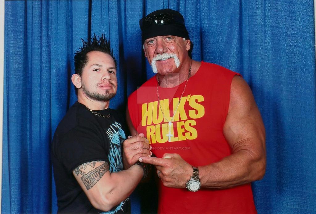 Hollywood hulk hogan and i