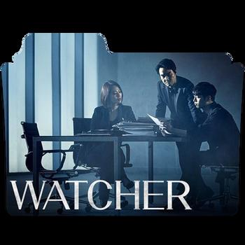 K-Drama Watcher Folder Icon by Butterffly
