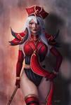 High Inquisitor Sally Whitemane
