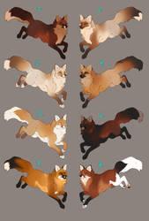 Fox Adopts by Foxjot