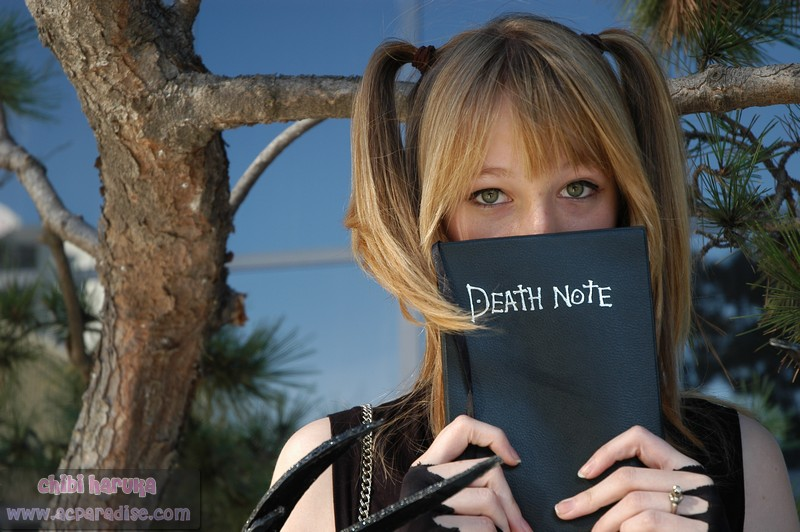 Misa Cosplay by niicakes
