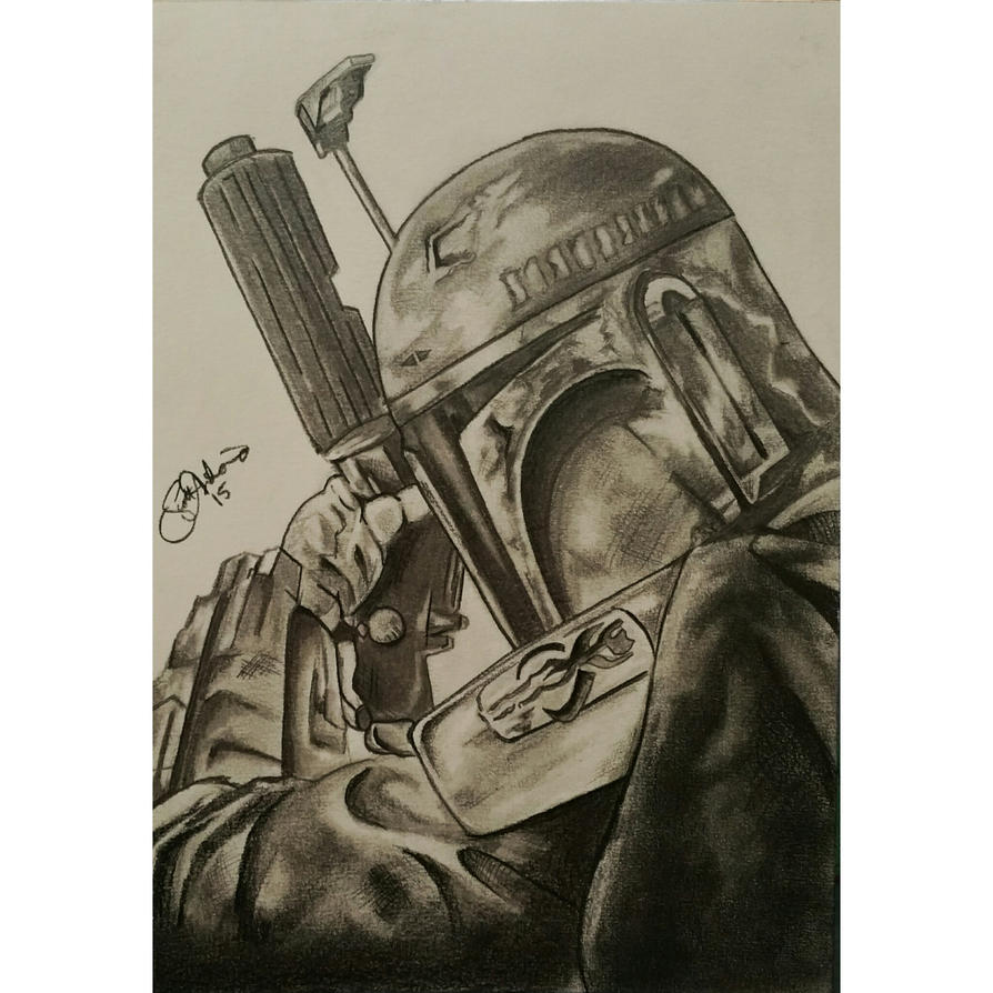 Boba Fett by scoot75