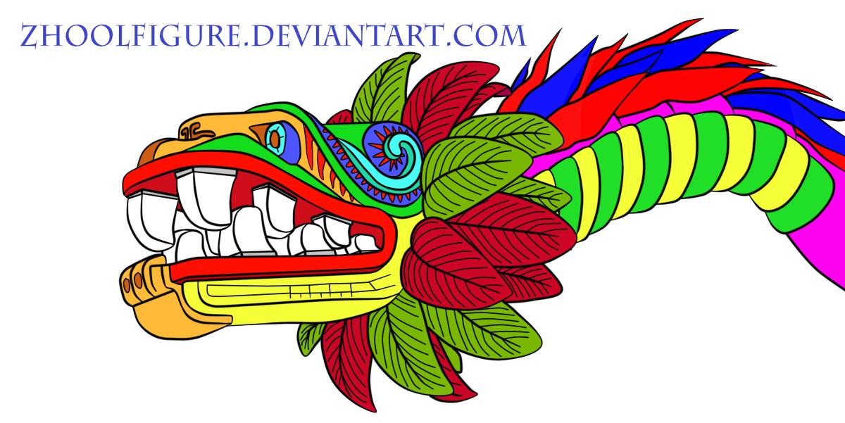 quetzalcoatl by zhoolfigure on deviantart watch victoria watch victorias secret fashion show 2018