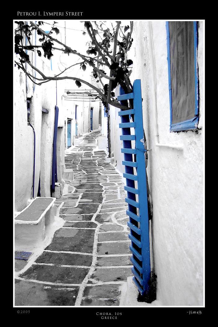 Petrou I. Lymperi Street by jimeh