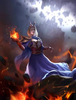 Charity - Divine Soul Sorcerer