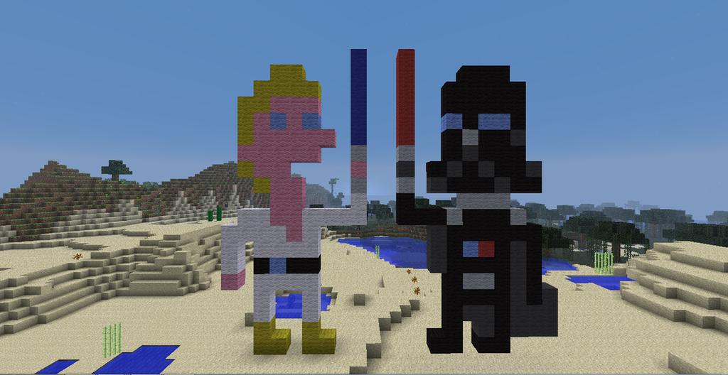 Minecraft Pixel Art Ki...