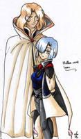 Mullen and Leen - Grandia