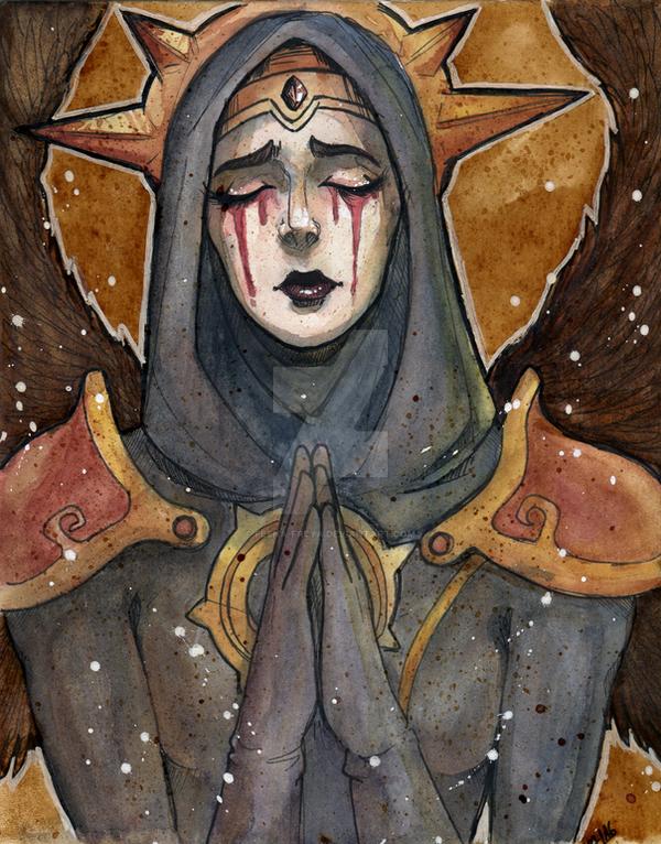 Iron Inquisitor Kayle by Feena-Freya