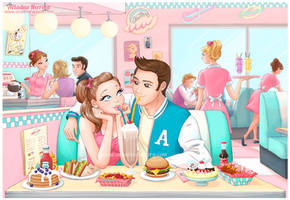 Love at Peggy's by ariartna