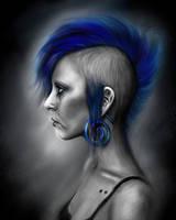 Portrait by ventusnoir