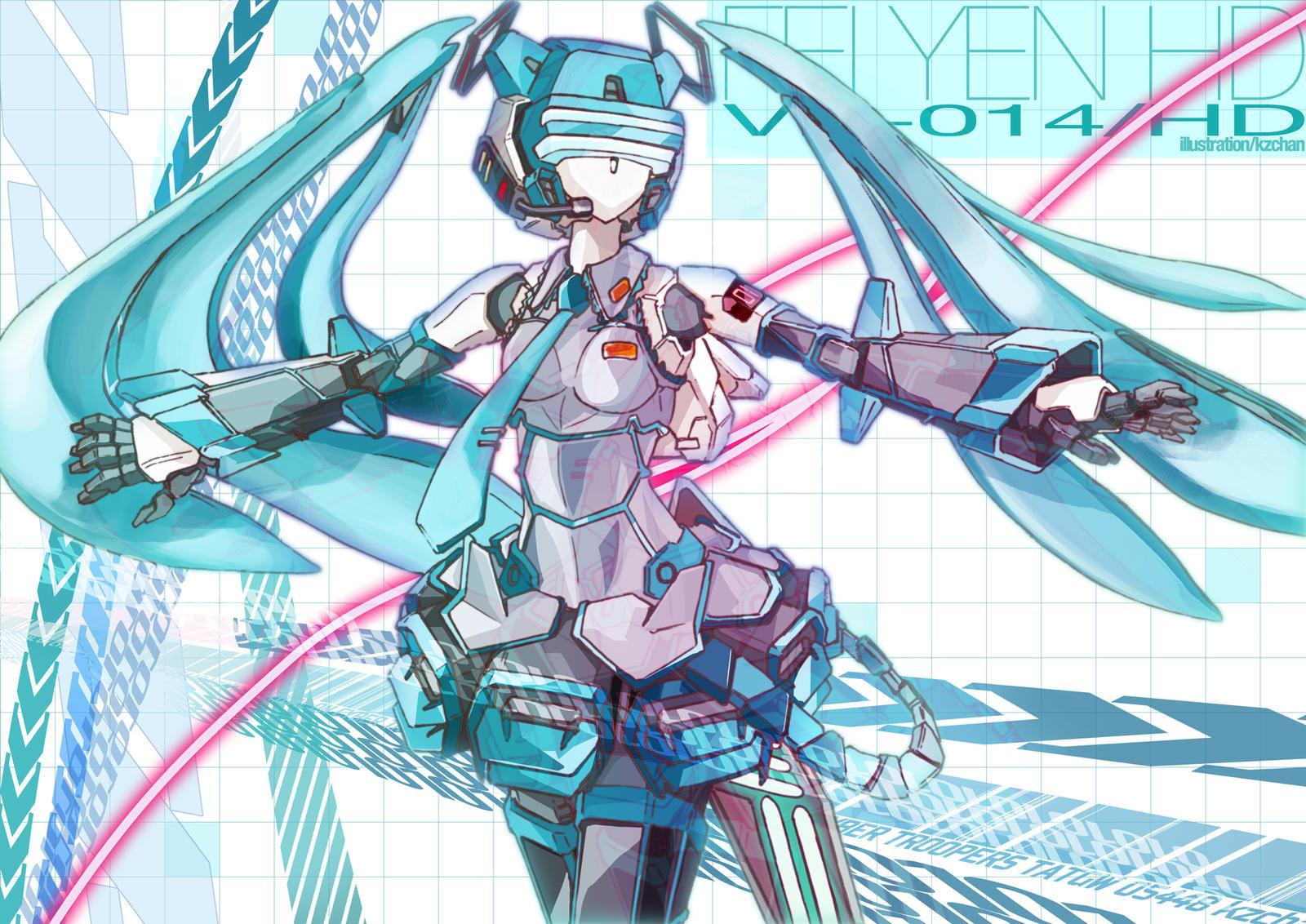 FEI YEN HD (Ver. 2014)
