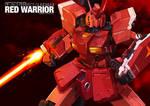 Perfect Gundam III RED WARRIOR