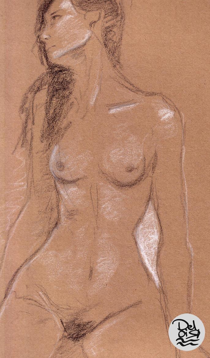 Body studies by juliodelrio