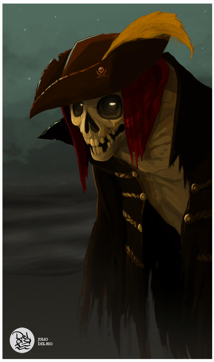 Pirate Commission by juliodelrio